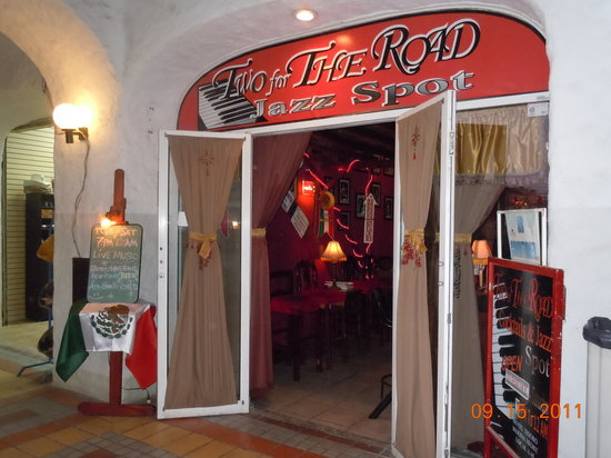 Two for the Road Cabo Jazz Spot