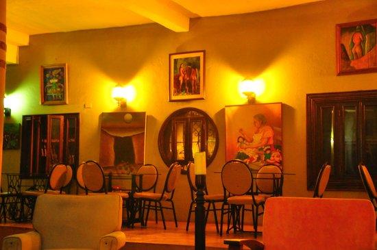 Hotel el Casino: Living Room