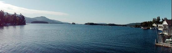 The Sagamore Resort: On the bridge to the resort