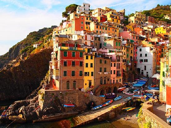 Walkabout Florence Tours: Riomaggiore