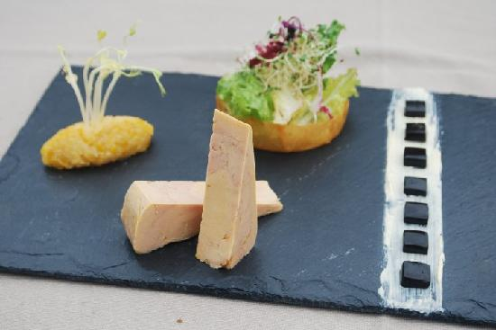 Bistrot Caraibes : Homemade Duck liver pate