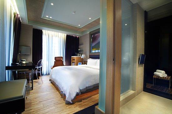 Hotel Eclat Taipei : Grand Deluxe Room