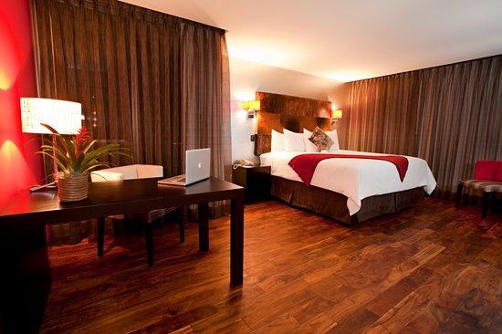 La Inmaculada Hotel: Cafe Arabica Room