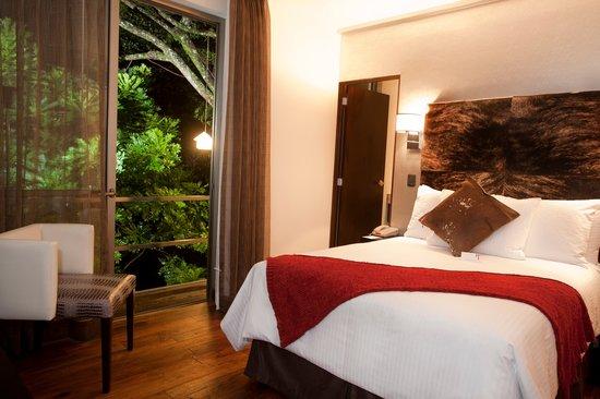 La Inmaculada Hotel: Cafe Excelsa Room