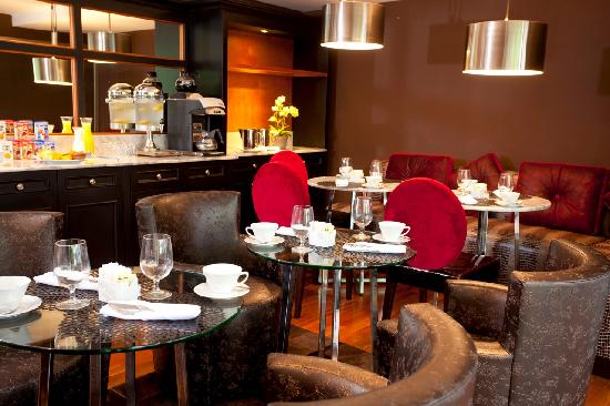 La Inmaculada Hotel: I Restaurant