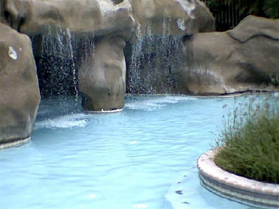 Hotel Cielo Mar: Cascada