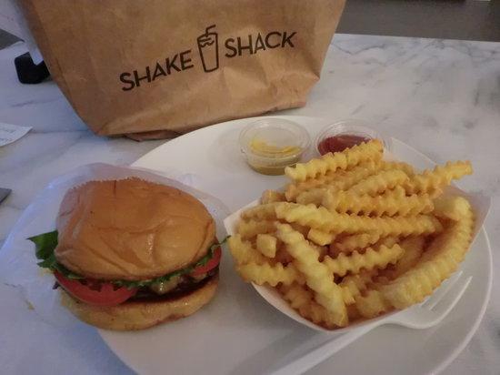 shake shack barger
