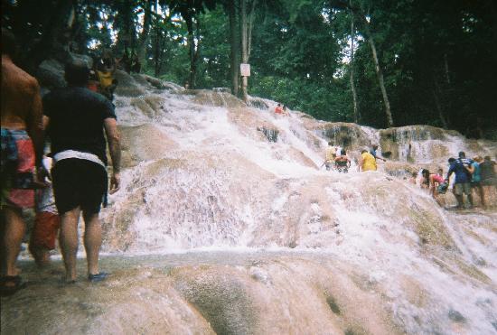 Dunn's River Falls and Park: Dunns Falls