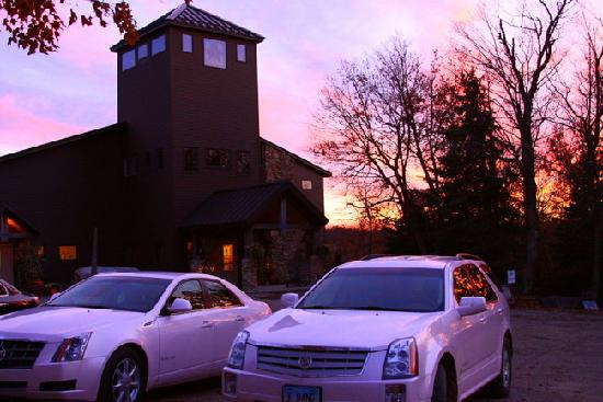 Pink Cadillacs at Maplelag