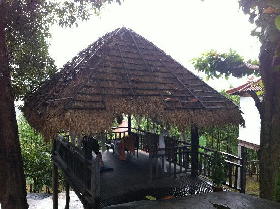 Pagoda Rocks Boutique Guesthouse: Chillin space