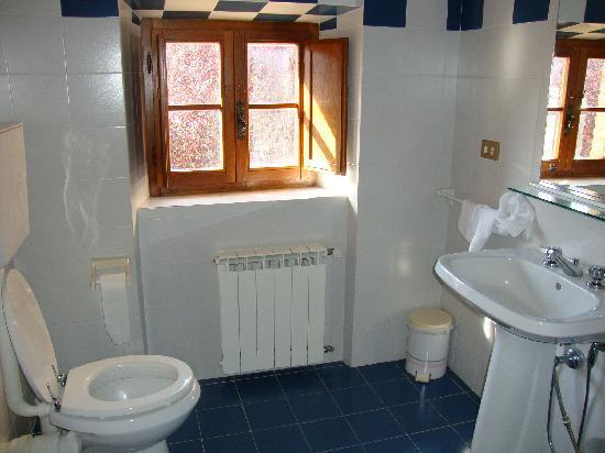 Residence Brizio: bathroom