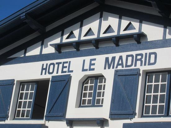 Le Madrid : heartbeat of Guetheray
