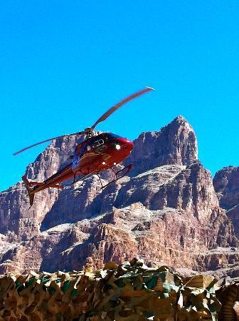 Canyon Tours : Great pilots!