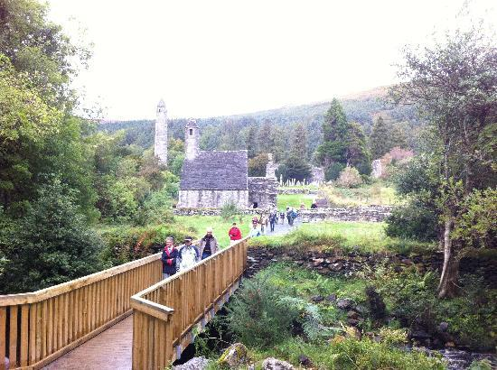 Wild Wicklow Tours: More Glendalough
