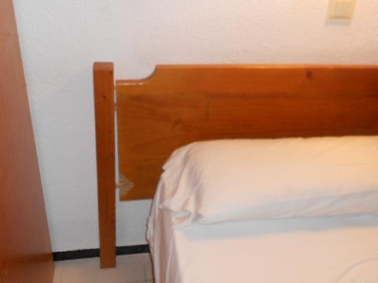 Amazonas Hotel: lit