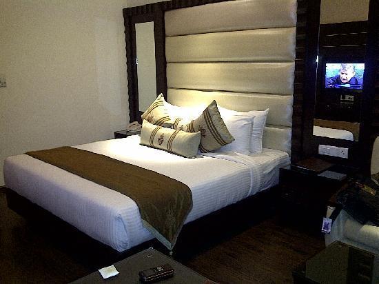 Parkland Grand: Bedroom