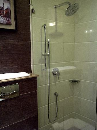 Parkland Grand: Shower area