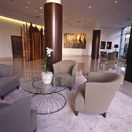 The Richardson Hotel & Spa: Lobby