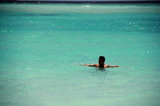 Gili Lankanfushi Maldives : ocean