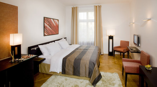 Barcelo Old Town Praha: Deluxe Room