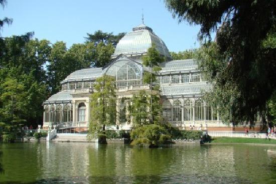 เรติโรปาร์ค: Palacio Cristal