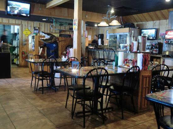 Boudreau & Thibodeau's Cajun Cooking: intérieur