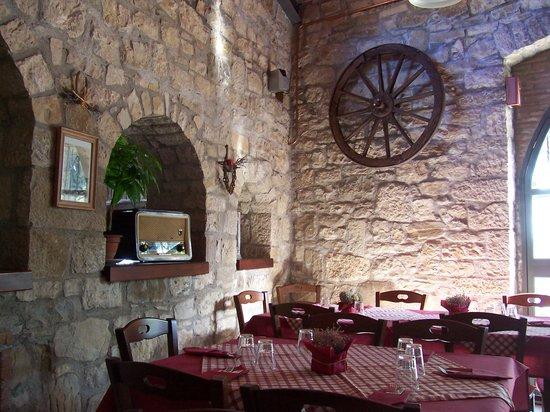Molinara, Италия: prima sala