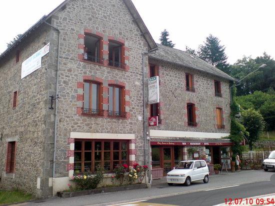 Hotel-Restaurant Le Puy Blanc