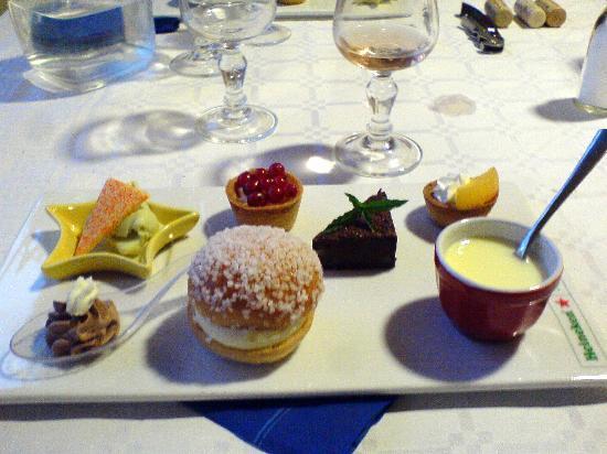 Hotel-Restaurant Le Puy Blanc: Dessert 2