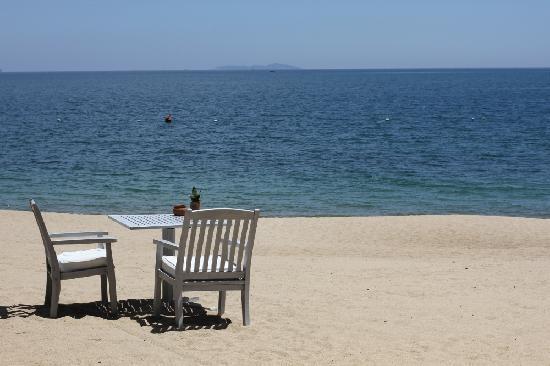 Evason Ana Mandara Nha Trang: Beach area, lovely lonely beach