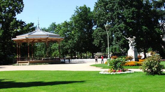Rennes, França: Garden