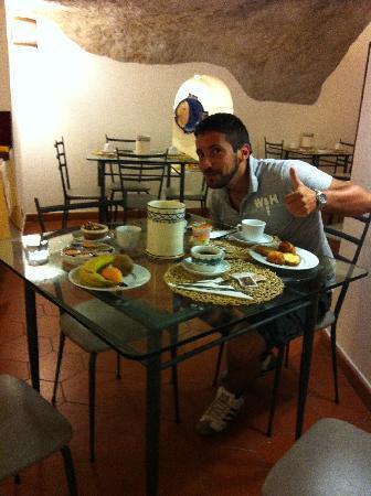 colazione all'hotel Mari