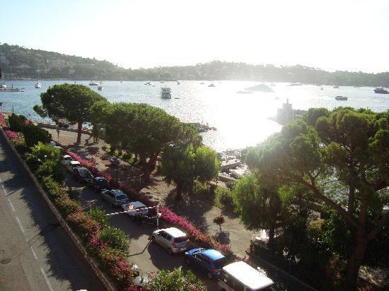 Hôtel de la Darse : Sea view