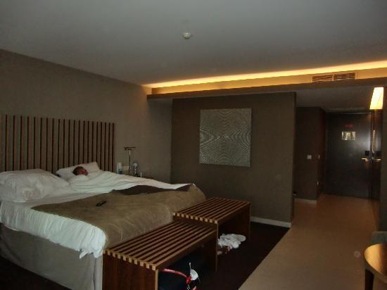 São Rafael Atlântico: Room