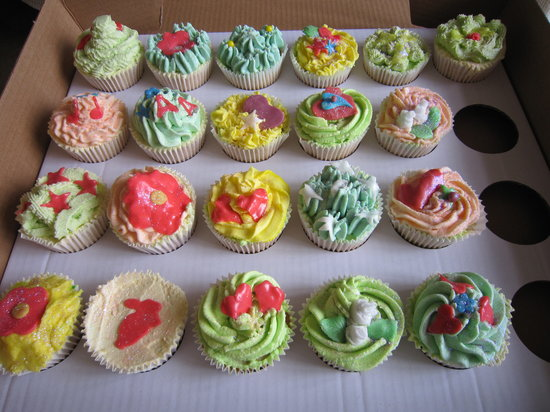 Le Dolci Foodie Studio: Cupcake Heaven