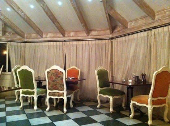 The Monaco Kitchen: the restaurant