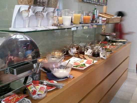 Hotel Am Rathaus : Frühstück
