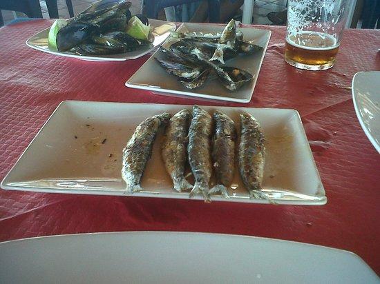 Chiringuito D Maruja: sardinitas mmmm