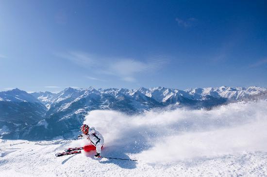 Kinderhotel Felben: Skiurlaub im Hotel Felben in Mittersill