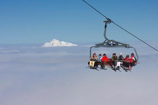 Kinderhotel Felben: Skiurlaub im Winter in Mittersill in Österreich