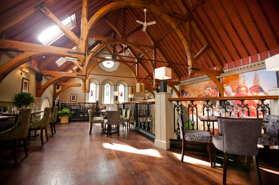 The Vestry Restaurant & Bar: Vestry Interior