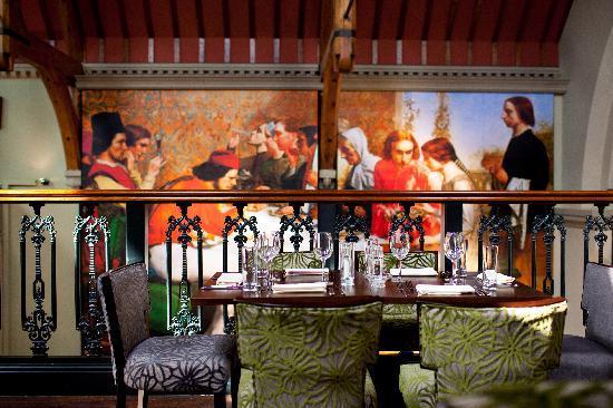 The Vestry Restaurant & Bar: Vestry Painting