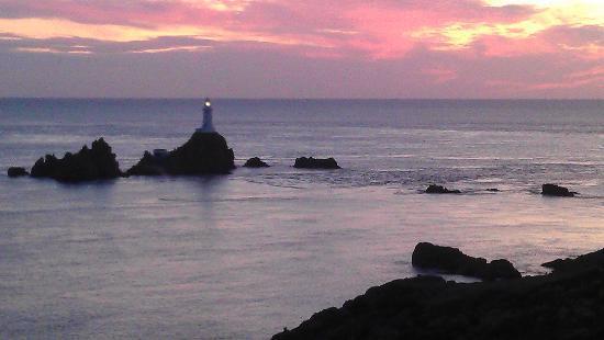 Corbiere Lighthouse (La Corbiere): Beautiful