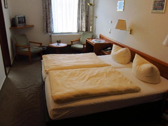 Hotel Handwerkerhaus: Our room