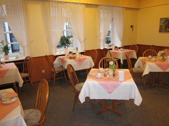 Hotel Handwerkerhaus: Breakfast room