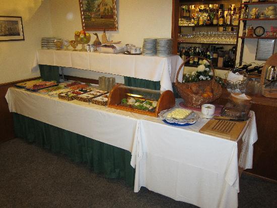 Hotel Handwerkerhaus: Great breakfast buffet