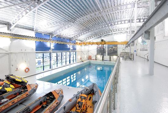 RNLI College: Sea Survival Centre
