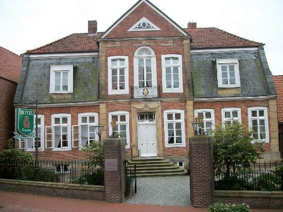 Burghotel Haseluenne : Hotel am Steintor
