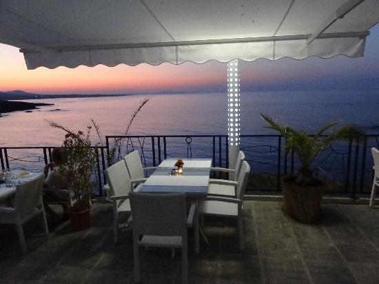 Hotel Agata Beach: Restaurant