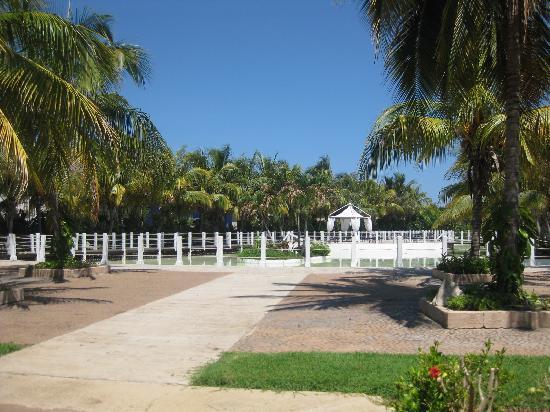 Melia Península Varadero: jardins